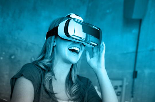 VR Virtual Reality 3DGuy